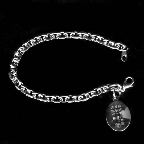 金屬雕刻-手鍊